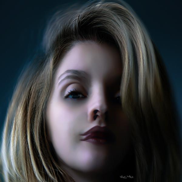 DOLL(s) . Midnite Blondie by Vic4U