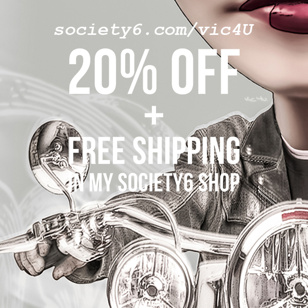 S6-20percentOFF free shipping everything 1 biker2 by Vic4U