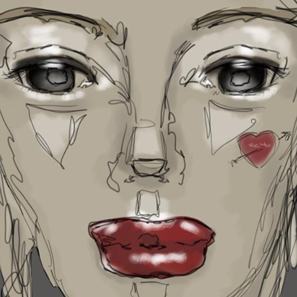 GoTcha (detail) by Vic4U