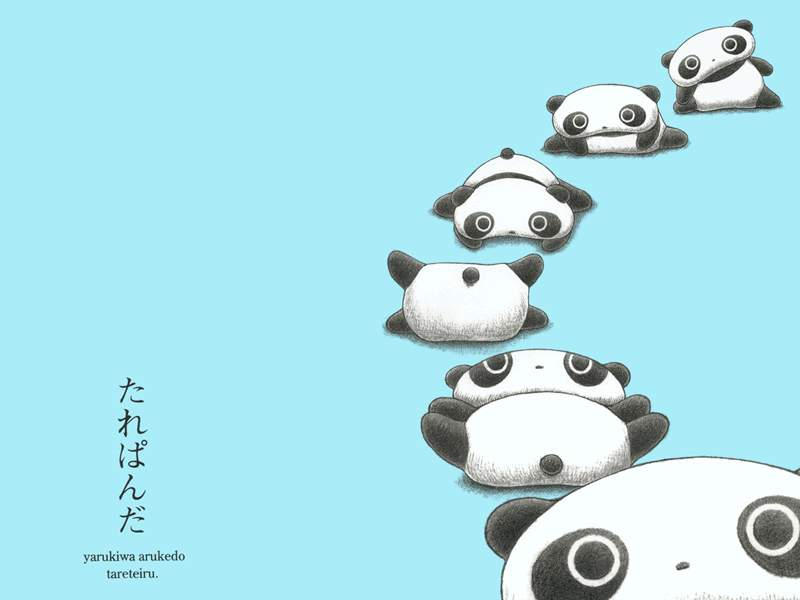 tare panda wallpaper -#main
