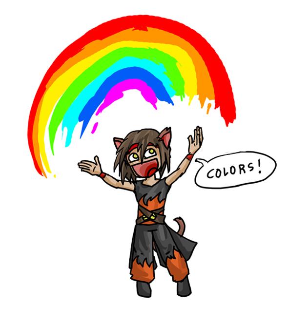 Warriors Of The Rainbow Watch Online: Rainbow Warrior By Seikame On DeviantArt