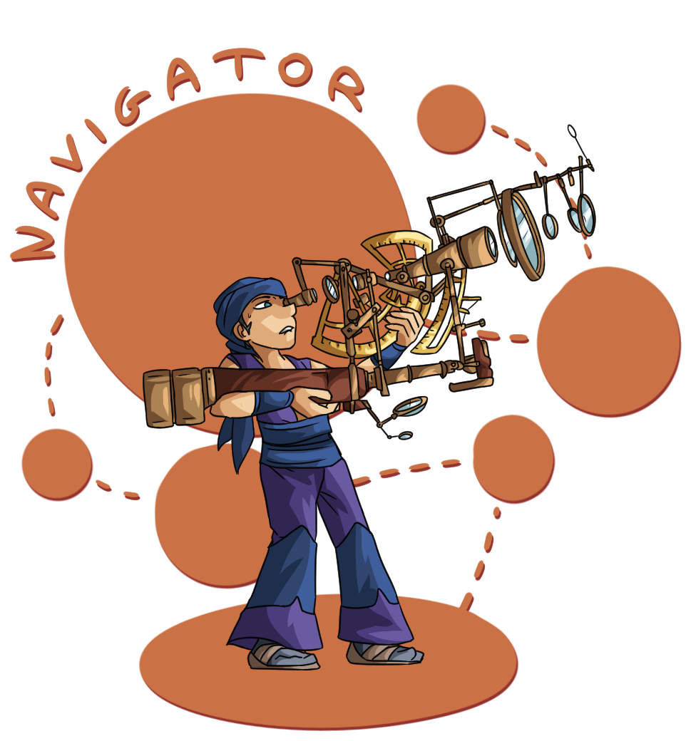 The Navigator by Seikame