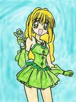 Layla , Rina's sister ( Mearmaid Melody ) by sakura937