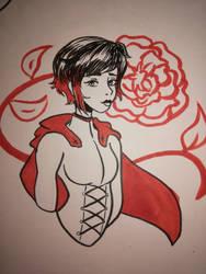 Inktober #4 by rae-jae