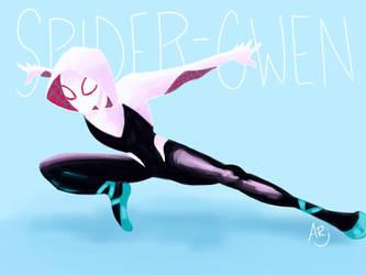 Gwen by rae-jae