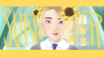 Sunflower by rae-jae