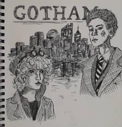 Gotham by rae-jae