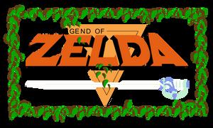 Zelda Title HD