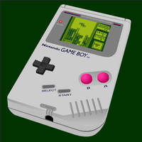 GAMEBOY Classic by Doctor-G