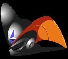 Bass' Helmet by Doctor-G