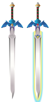 AirSharkSquad's Neo Master Sword by Doctor-G