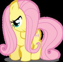 Um...   I'm Fluttershy by Doctor-G