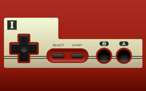 Famicom Controller I by Doctor-G