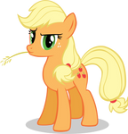 What could've been, and is - Applejack