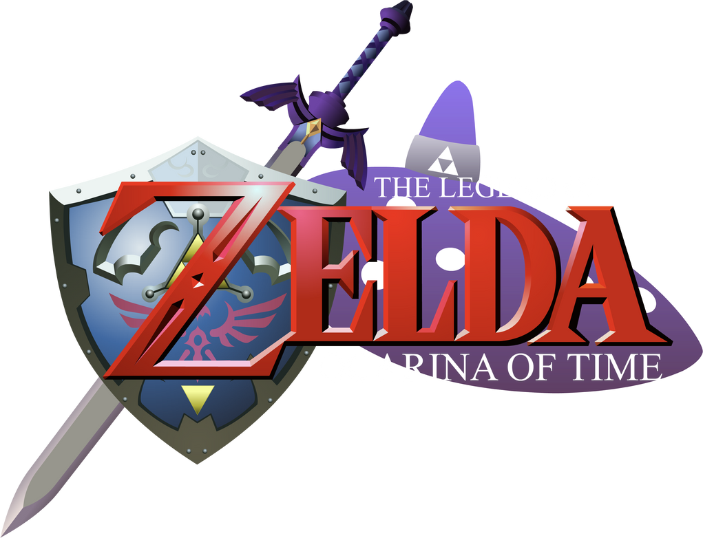 Zelda Ocarina of Time by Doctor-G