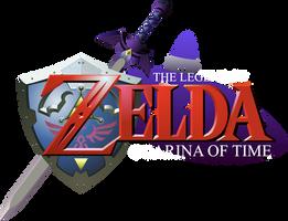 Zelda Ocarina of Time by Doctor-G