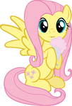 Fluttershy Milkshake