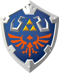 Skyward Hylian Shield