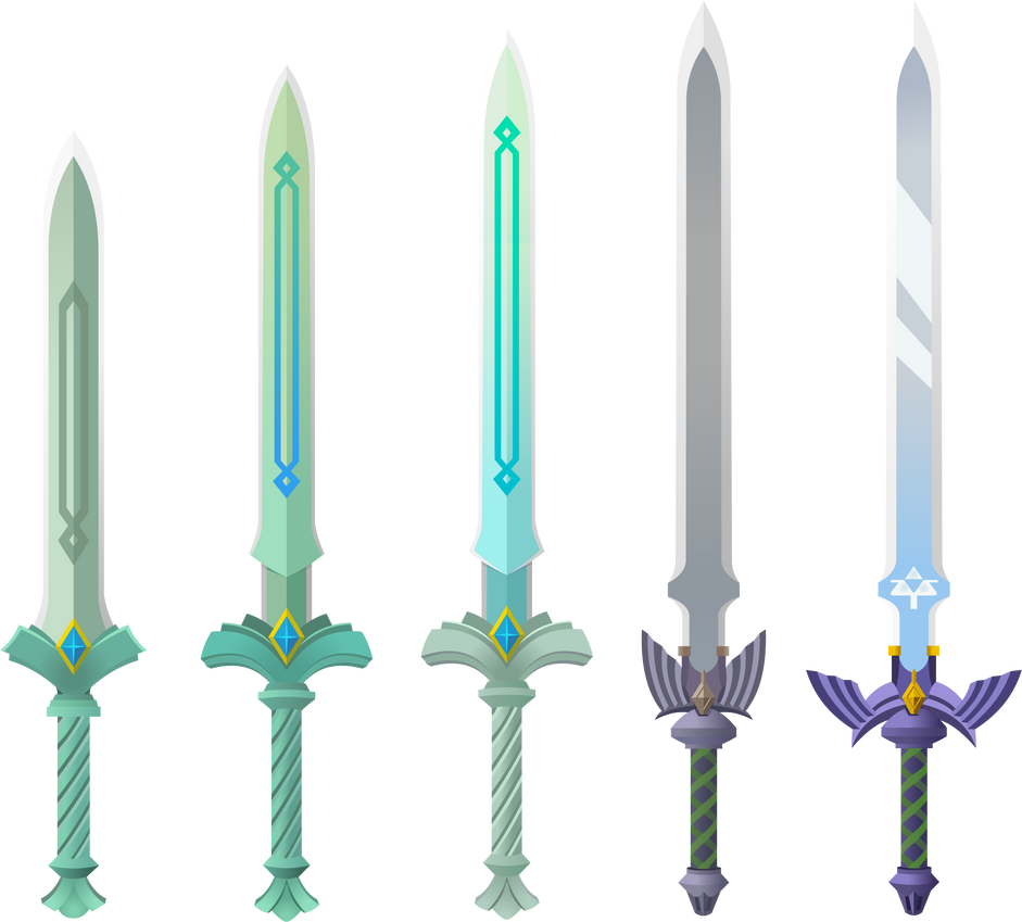 Skyward Swords by Doctor-G