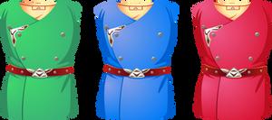 Link's Tunics