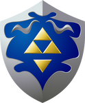 Beta Hylian Shield