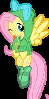Cutie Fluttershy by Doctor-G