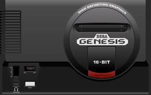 SEGA GENESIS by Doctor-G
