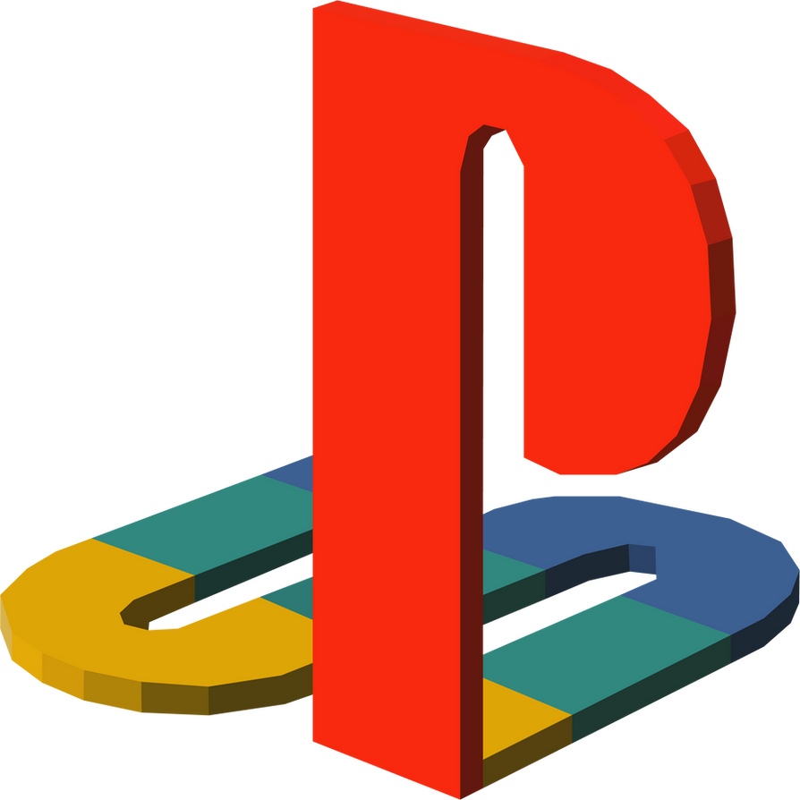 PlayStation Logo by Doctor-G on DeviantArt