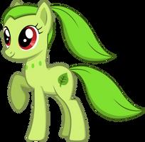 Chikorita Pony by Doctor-G