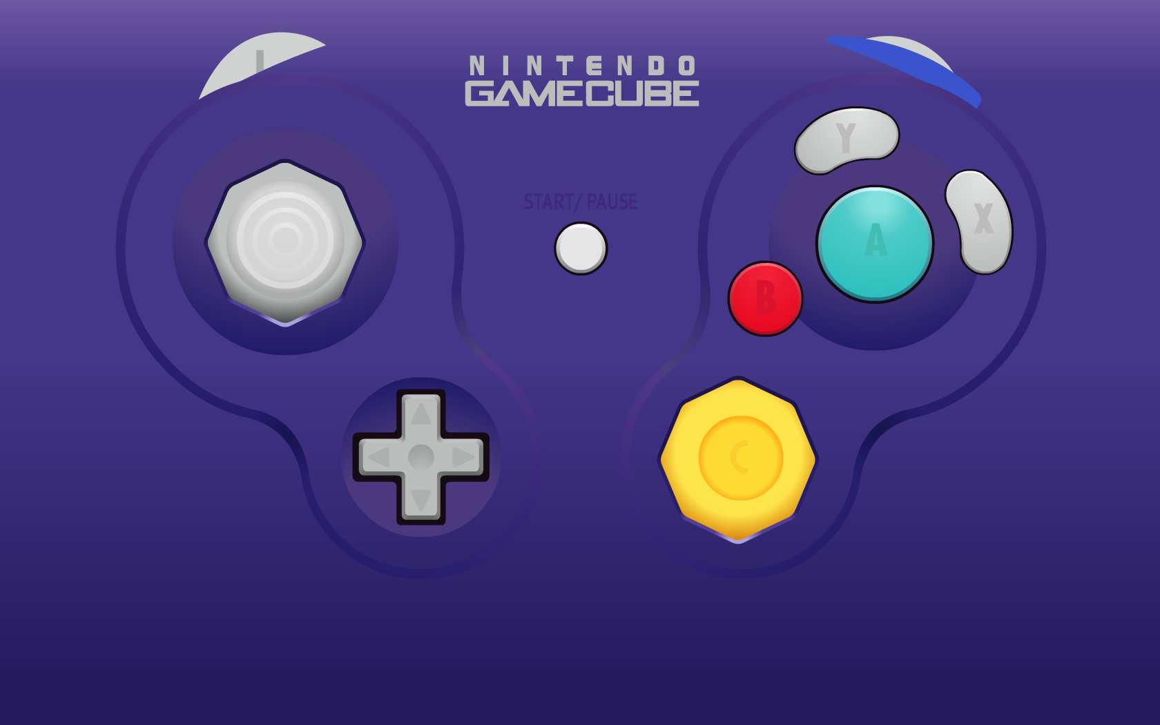 GameCube Controller by Doctor-G on DeviantArt