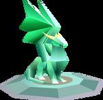 Crystallized Dragon 2
