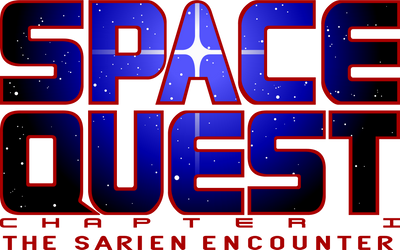 Space Quest Chapter I The Sarien Encounter
