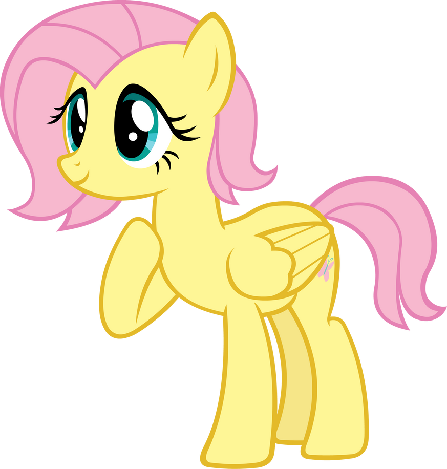 my little pony style hair mane fluttershy by doctor g on deviantart 5754 | short mane fluttershy by doctor g d8pe056