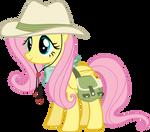 Researcher Fluttershy