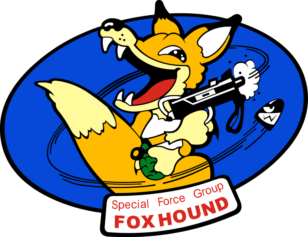Special Force Group FOXHOUND By Doctor G