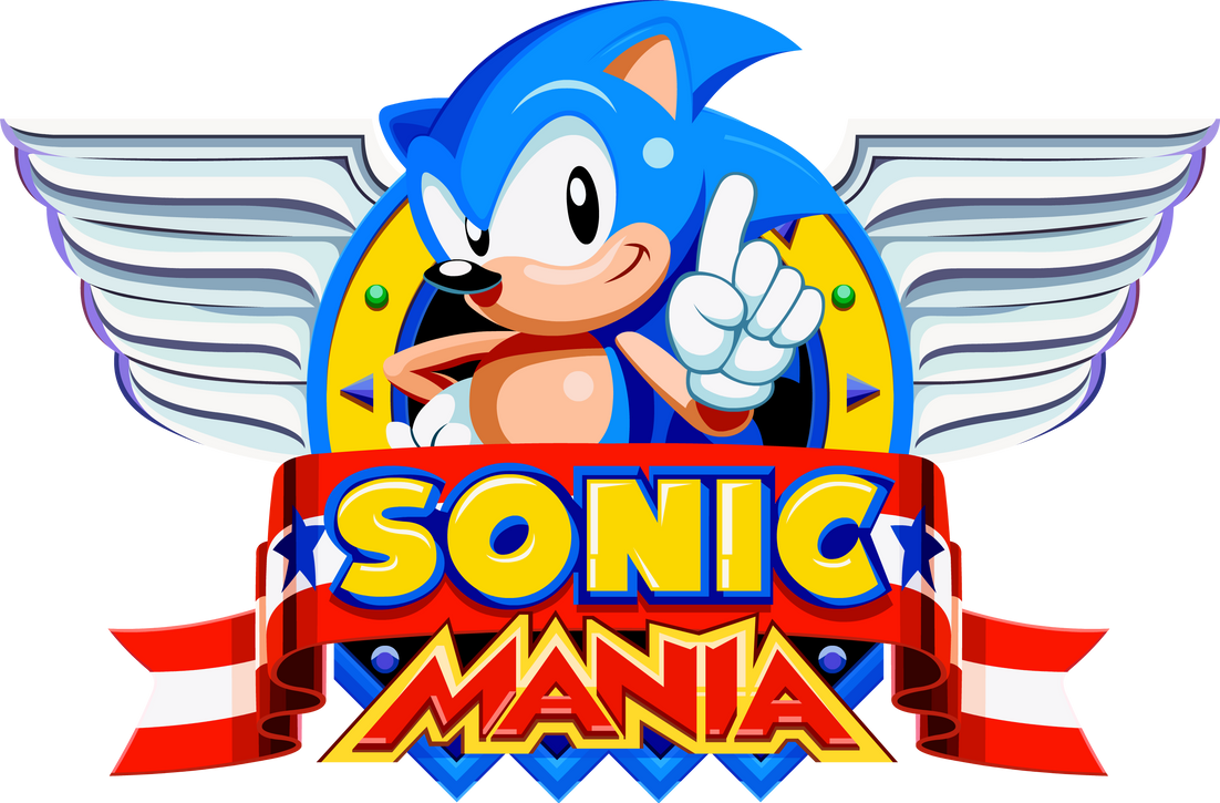 Sonic Mania Title by Doctor-G on DeviantArt