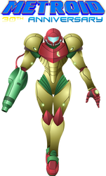Metroid 30 by Doctor-G