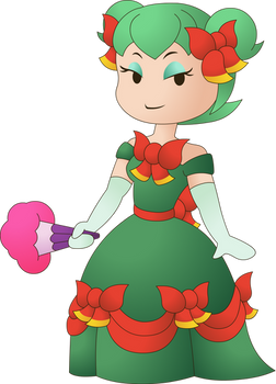Lady Bow