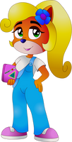 Coco Bandicoot by Doctor-G