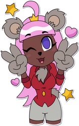 Koala Princess by Doctor-G