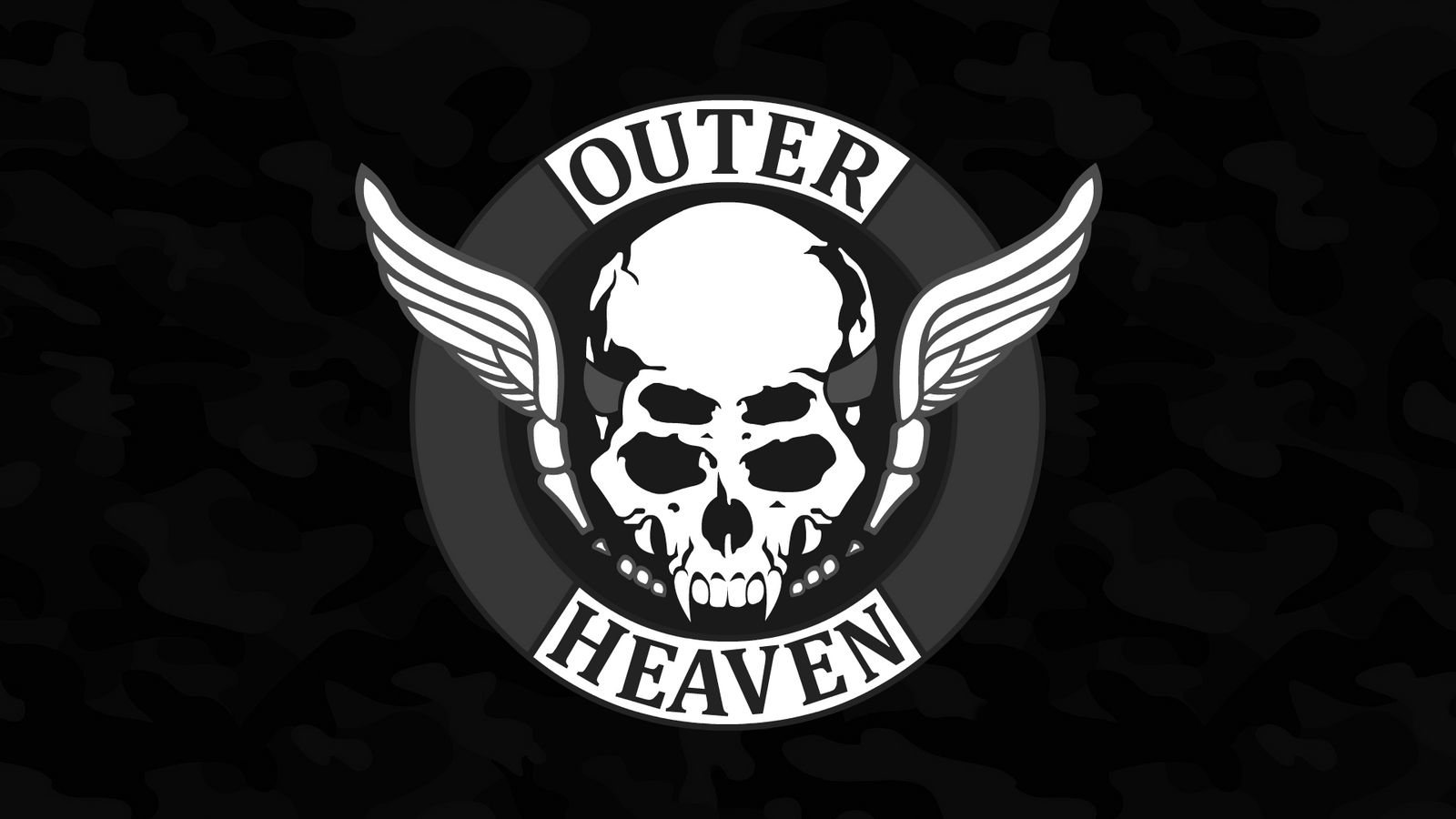 Outer Heaven Wallpaper by Doctor-G on
