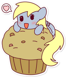 Heart Muffin by Doctor-G