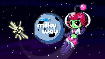 Mighty Milky Way Wallpaper by Doctor-G