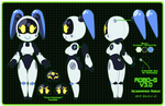 Robo-Girl 3.0 - Robyn