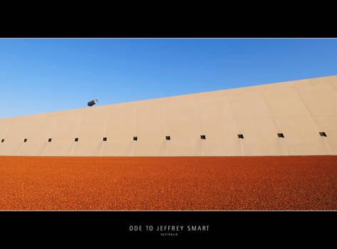 Ode to Jeffrey Smart