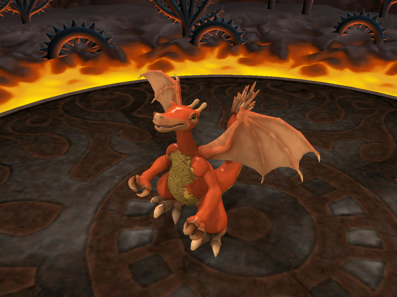 Charizard Spore by novedlove
