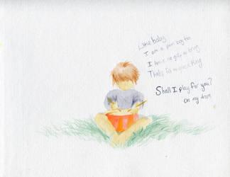 Little Drummer Boy by RichiePoop
