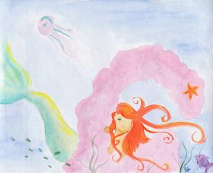 Mermaid! by RichiePoop