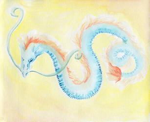 I like Dragons by RichiePoop