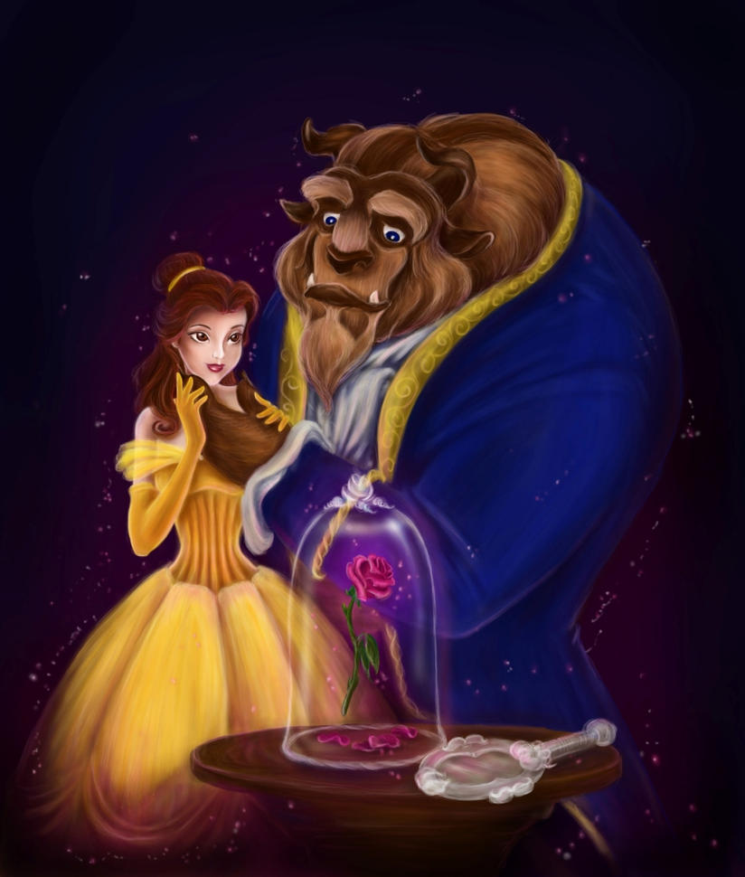 BatB - Beauty and the Beast by reneev on DeviantArt